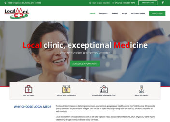 Web Development for Doctors