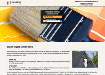 Web Design for Lead Generation Website